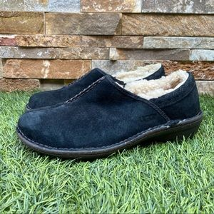 UGG Australia Bettey Slip-On Loafers Suede Shoes